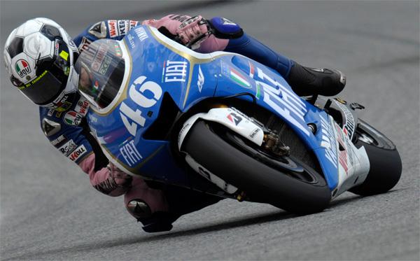 Rossi podio Catalunya