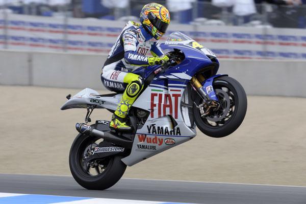 Rossi podio USA