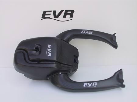 air-box EVR Ducati 1098