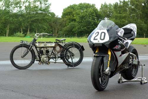Norton old & new