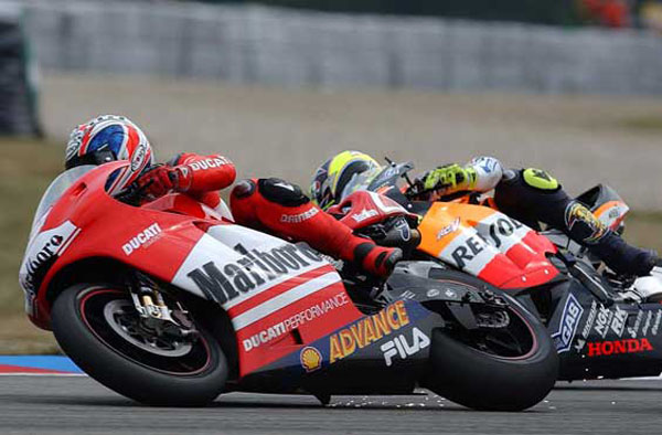 Troy vs Rossi