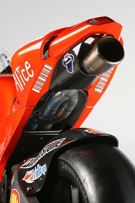 Ducati GP9 Post