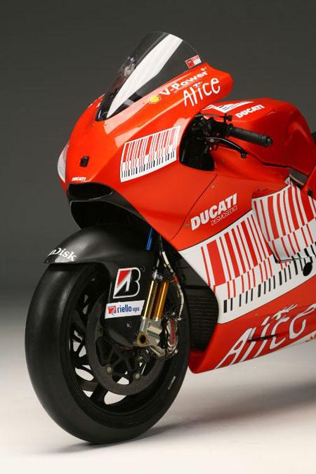 Ducati GP9 Ant