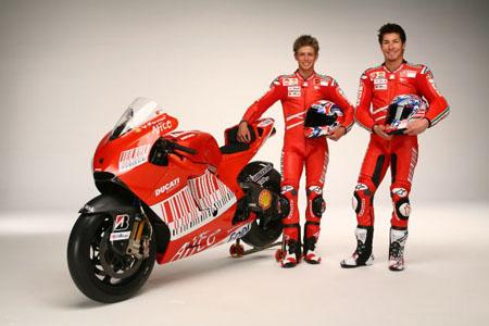 Squadra corse Ducati 2009