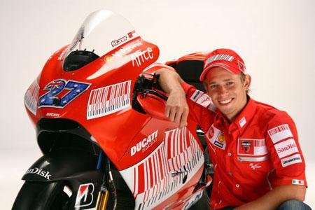 Ducati GP9 Stoner