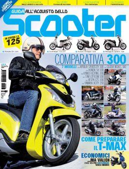 Cover Scooter Numero 3