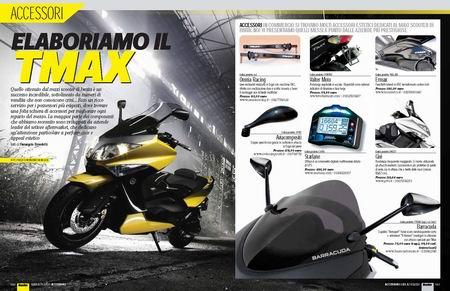 Elaborare lo Yamaha T-Max