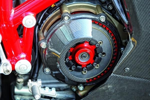 Ducati 1098S by Carbonvani
