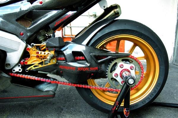 """Cagiva Mito 125 """"Scorpion Performance"""""""