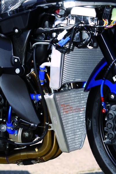 Yamaha Yzf-R1 2009 By RG Racing