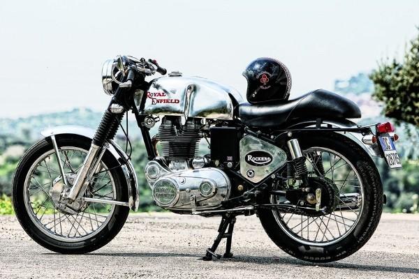 Royal Enfield Bullet 500 Cafè Racer By G. Garage