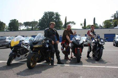Noleggio moto Gruppo Biker