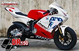 MiniGP DR150