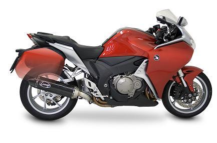 scarico Honda VFR 1200 m.y. 2010 Laser Exhaust