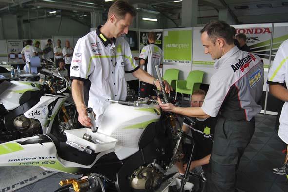 Team Honda Ten Kate - Andreani Group