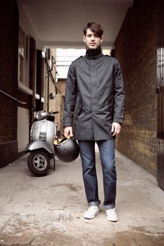 Giacca uomo British Armadillo Scooterwear