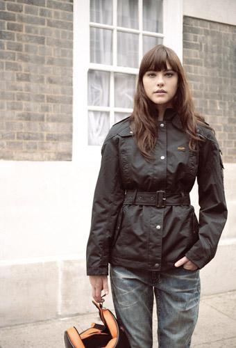 Giacca donna British Armadillo Scooterwear