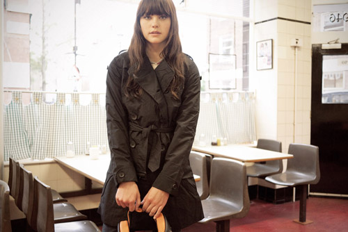 Donna British Armadillo Scooterwear