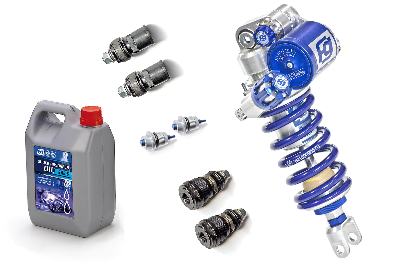 Mono Racing e kit taratura forcella per la Ducati Streetfighter