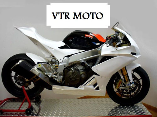 Carenature VTR Moto