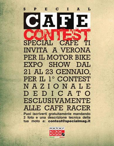 Special Cafè Contest