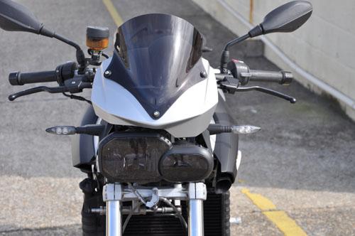 Cupolino Skidmarx per BMW F800R