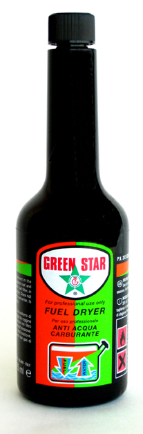 Green Star Fuel Dryer