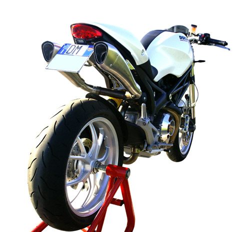 Hydroform per Ducati Monster