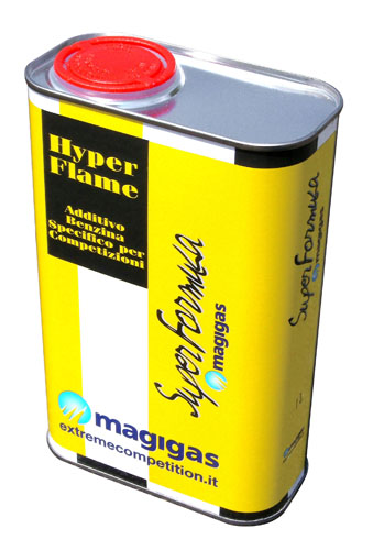Magigas - Hyper Flame 2011