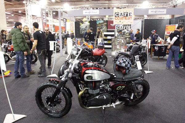 Motor Bike Expo 2011