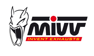 Scarico DOUBLE GUN di MIVV per Honda Hornet 600