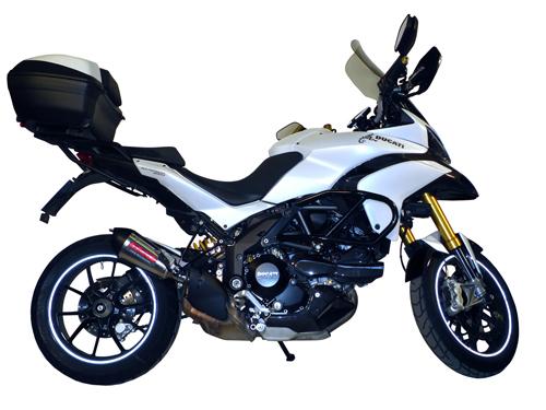 Scarico GPR per Ducati Multistrada 1200
