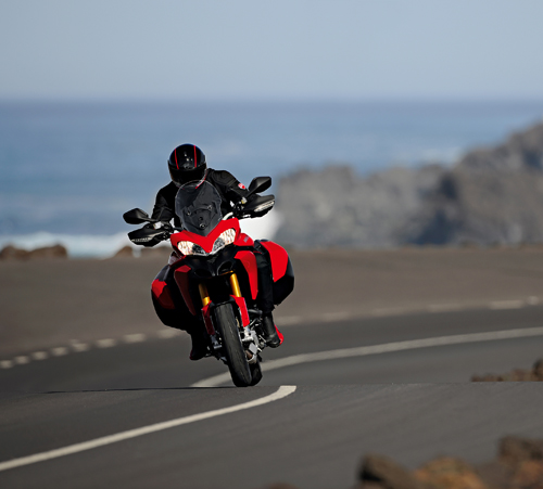 Multistrada Travel Experience 2011