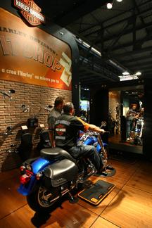 Fit Shop Harley