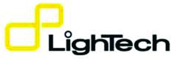 Porta targa LighTech