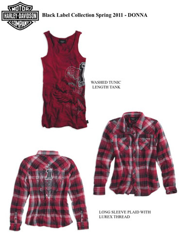 Black Label Collection Donna