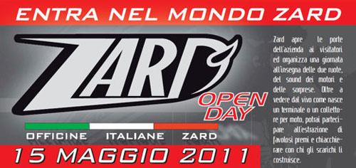 Zard Open Day 2011 – 15 Maggio