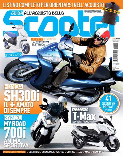 Guida all'aqcuisto dello Scooter 2011