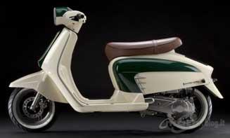 La nuova Lambretta 2011