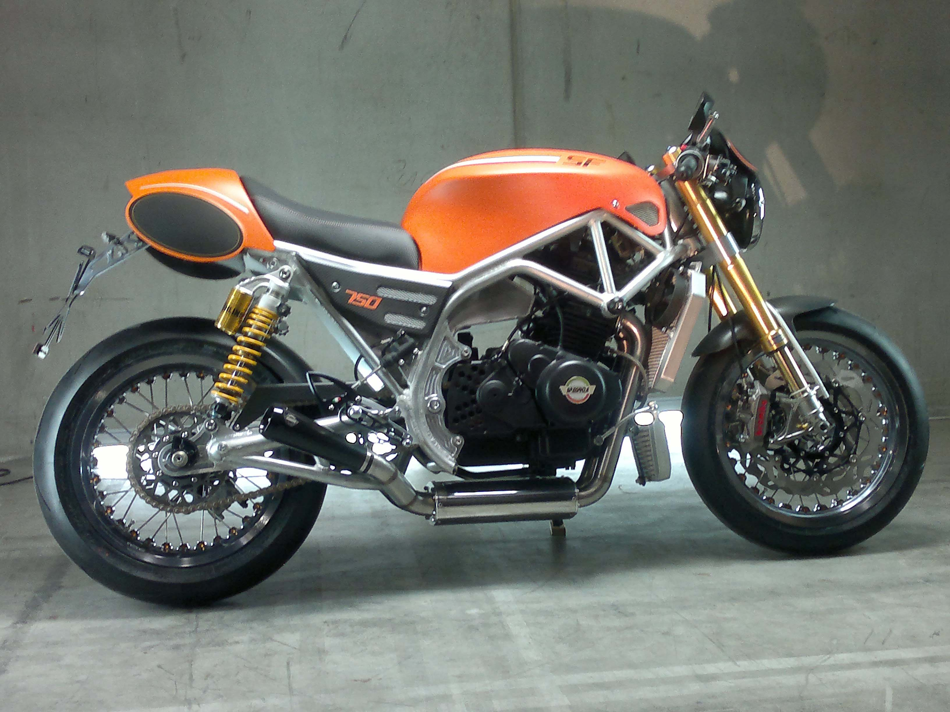 Orange Factory Breganze al Motor Bike Expo 2012