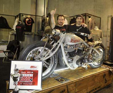 Motor Bike Expo 2012