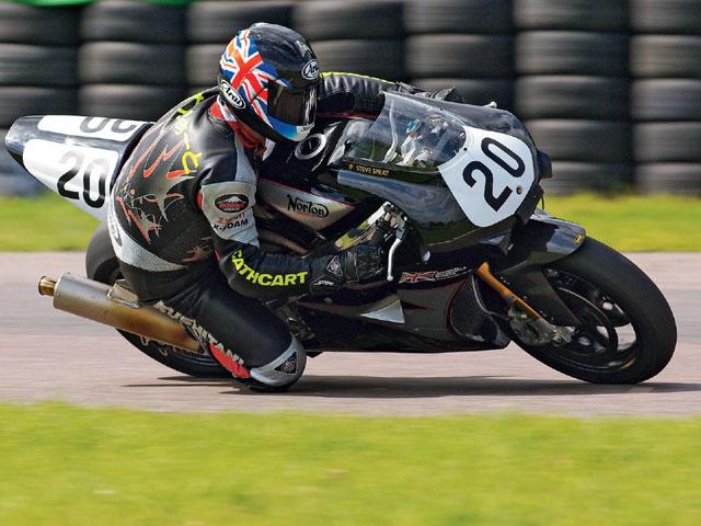 Norton track test