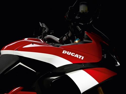 Ducati Multistrada 1200 S Pikes Peak
