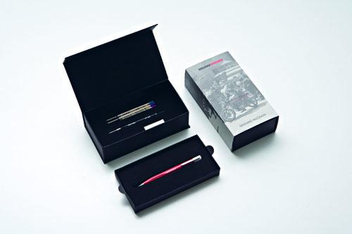 125 Gran Sport: si arricchisce la collezione di penne Museo Ducati