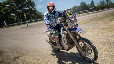 Yamaha Dakar 2018, Alessandro Botturi