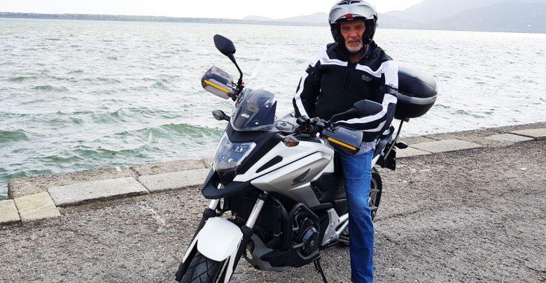 Motociclista-Honda-Tommolin