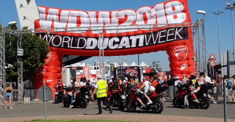 WDW misano world ducati week 2018