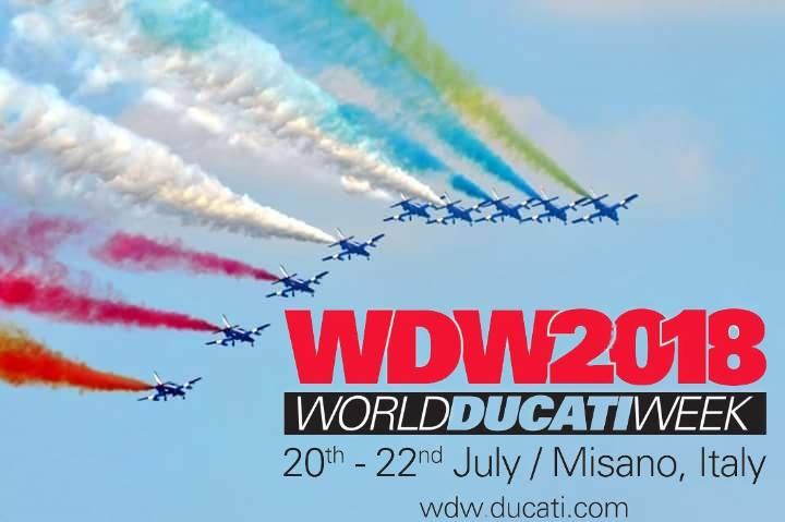 Frecce Tricolori Misano World Ducati 2018