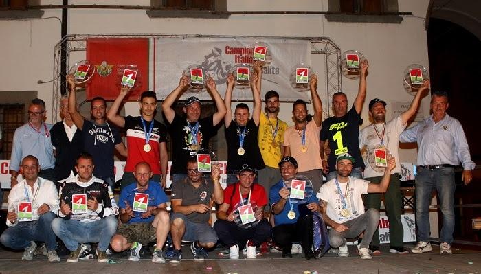 campionato italiano velocità salita