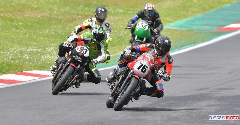 Vallelunga Trofeo Moto Guzzi Fast Endurance 2019